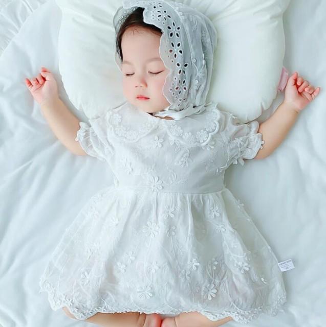 【送料無料】2021年新商品!人気 ベビードレス ドレス 赤ちゃん お出かけ 子供服 外出
