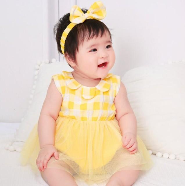 ベビードレス ベビー用 新生児 女の子 赤ちゃん 子供 プレゼント 誕生日 子供服 【送料無料】