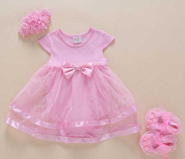 ベビードレス ベビー服 新生児 出産祝 女の子 ベビー用 ドレス ベビー 赤ちゃん 【送料無料】