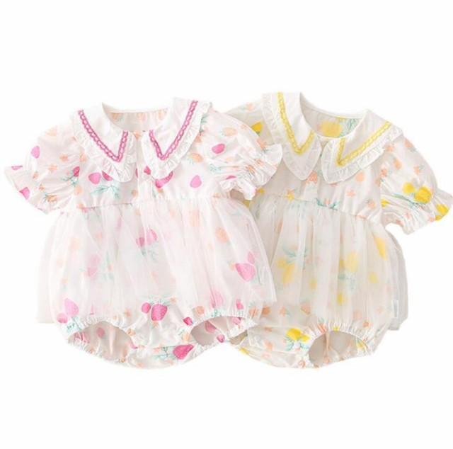 【送料無料】ベビードレス ベビー服 赤ちゃん 子供 プレゼント しゃれ お得 お出かけ