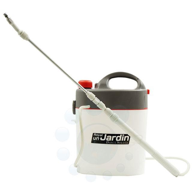[最新鋭モーターポンプ搭載] 電池式噴霧器 除草剤専用 TGM-5H ロイヤルアンジャルダン 5L マルハチ産業