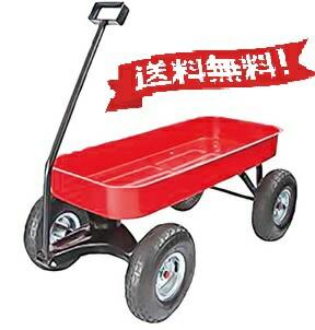 【送料無料】REX四輪キャリートラック T-TC1800 アウトドア キャリーカート ワゴン 台車
