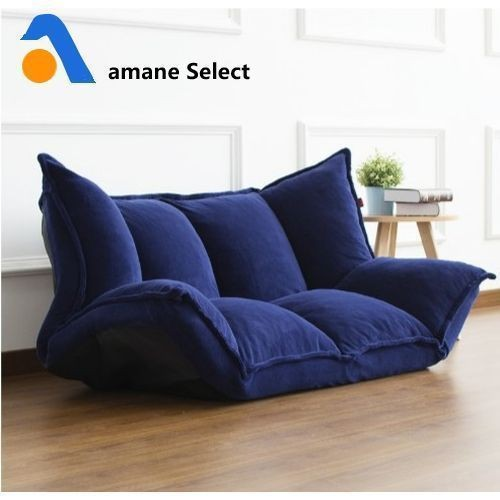 DAMEDAI 床 家具 リクライニングチェア スリーピング 長椅子 ソファベッド 折りたたみ調節可能 リビングルーム ソファ