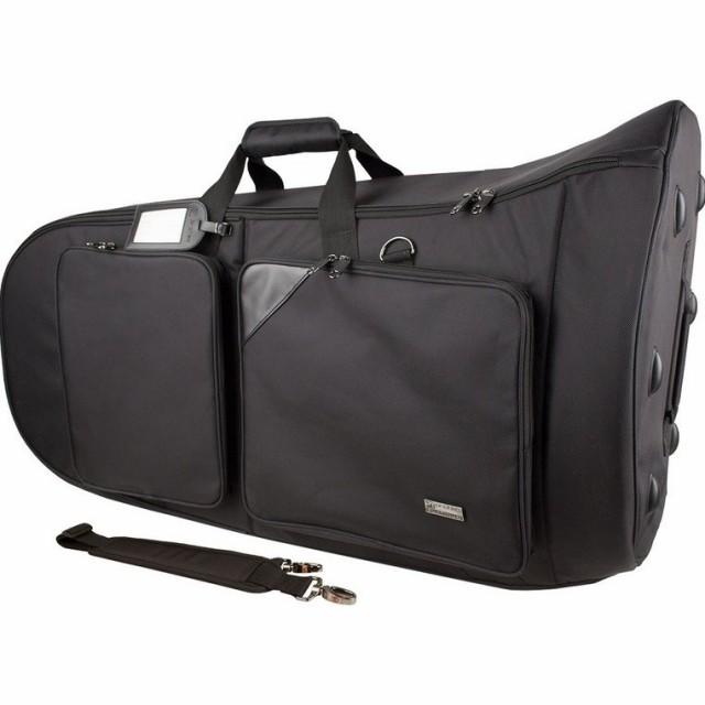 PROTEC 管楽器ケース PL-251 3/4 チューバ用 / Black