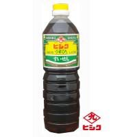 コモライフ ヒシク藤安醸造 うすくちしょうゆ すいせん 1L×6本 箱入り (0301bh)