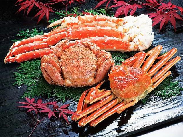 送料無料 蟹 ギフト 「かに三昧 タラバガニ 足約800g ズワイガニ姿 約400g 毛がに 約360g」 ギフト カニ 蟹 かに たらばがに カニセット