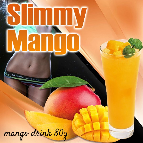 送料無料!!美味しいマンゴージュースを飲むだけで【スリミーマンゴー(Slimmy Mango)】ダイエットドリンク マンゴージュース