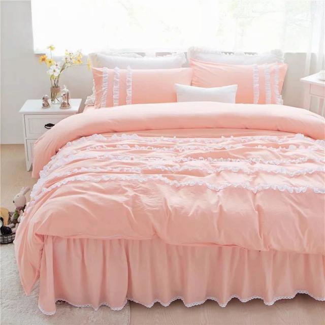 ワイドダブル ベッド用品4点セット 寝具 ボックスシーツ 枕カバー掛け布団カバー ベッドカバー 別サイズあり.