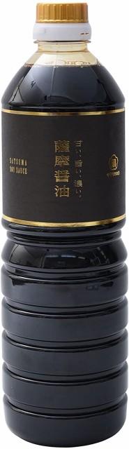 サクラカネヨ  薩摩醤油 1リットル 一番甘いサクラカネヨ醤油