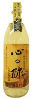 心の酢(純粋米酢) オーサワジャパン 500ml×2個