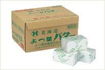 【業務用】よつ葉バター(食塩不使用) 1ケース(450gx30個) 【チルド】