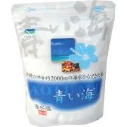 沖縄の海水塩 青い海(スタンドパック)  500g 青い海 恒食