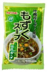 もずくスープ〈FD〉 1食×10個セット マルサン ムソー muso