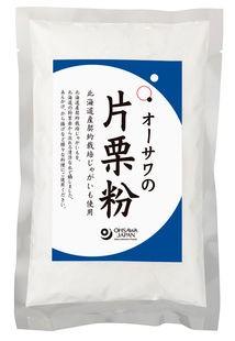 【送料無料(メール便)】オーサワの片栗粉 300g オーサワジャパン