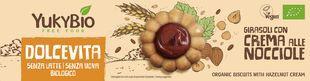 【送料無料(メール便)】オーサワ 有機ヘーゼルナッツチョコレートタルト 100g(8個入り)x2セット