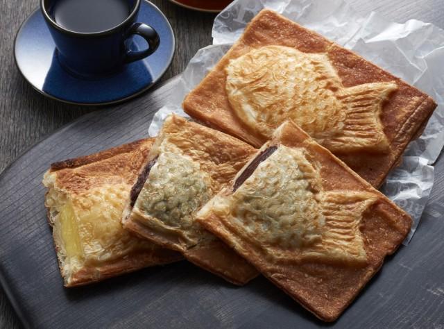 お取り寄せグルメ 送料無料 クロワッサン鯛焼き3種セット ギフト 送料無 お返し 内祝い 夏ギフト