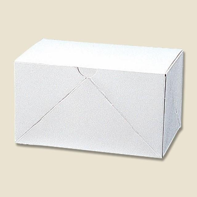 HEIKO 箱 ケーキ用ケース 洋生 白 A ケーキ3個用 50枚