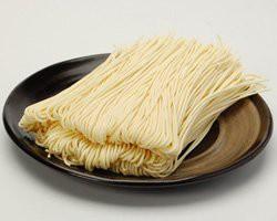 博多ラーメン細麺 替え玉(麺のみ) 【5玉】メール便 送料無料 保存食 非常食