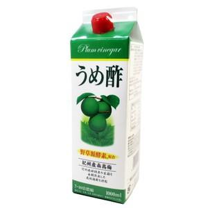 梅酢フジスコ 1本 7-10倍 濃縮に フジスコ 美味しい酢飲料 紀州南高