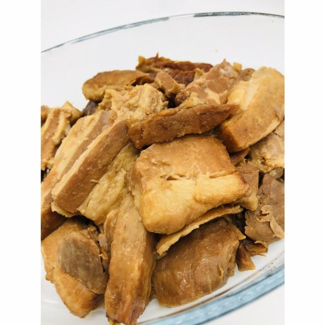 豚角生姜煮 1kg 角煮 訳あり 肉 豚バラ あっさり