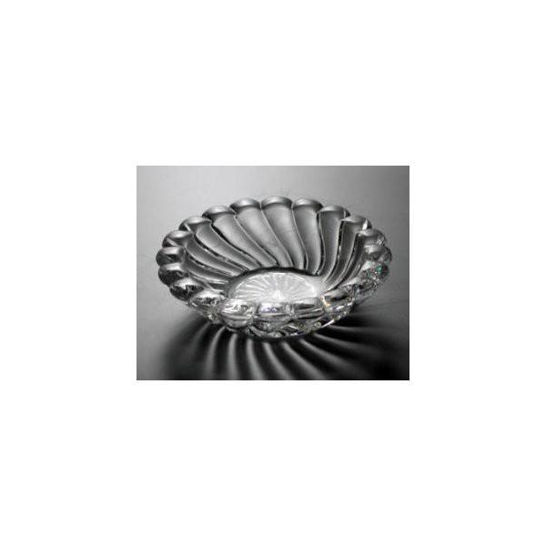 バカラ グラス 名入れ ヴォリュート灰皿8cm 1712-520