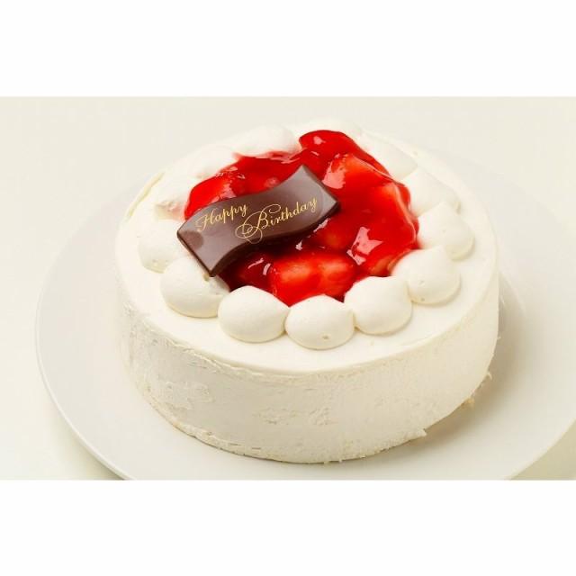 苺のデコレーションケーキ5号【送料無料】3〜4人分のファミリーサイズ