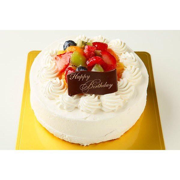 アイスデコレーションケーキ5号【送料無料】誕生日ケーキや夏のギフトにおすすめ!