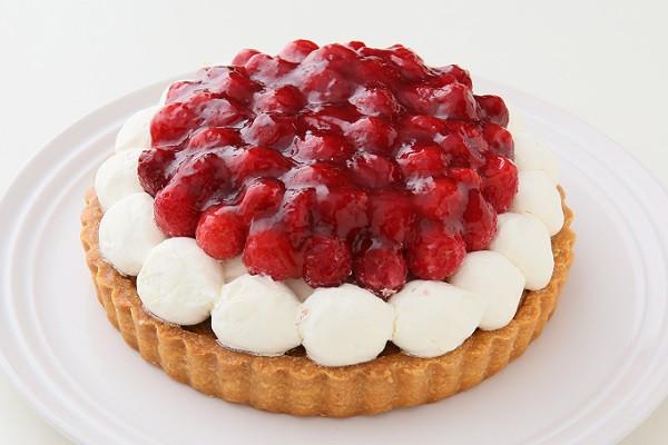 フレッシュラズベリータルト6号:送料無料バースデーケーキ、お祝いや記念日、スイーツギフトに