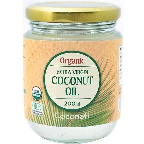 【3 980円以上送料無料】メーカー直営店エキストラバージン ココナッツオイル(200ml)Coconut Oil