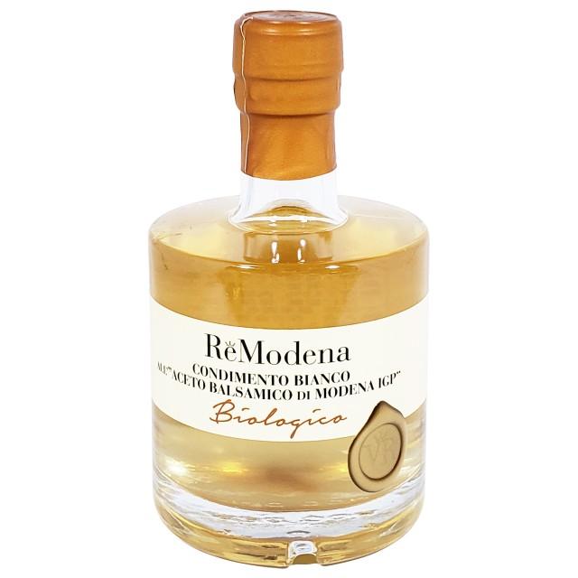 レモデナ オーガニック ホワイト バルサミコ (250ml) ReModena 有機バルサミコ酢