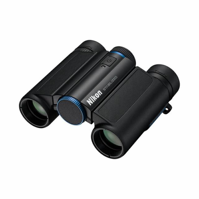 Nikon ニコン 双眼鏡 10x25 STABILIZED ブルー【JAN:4580130921100】