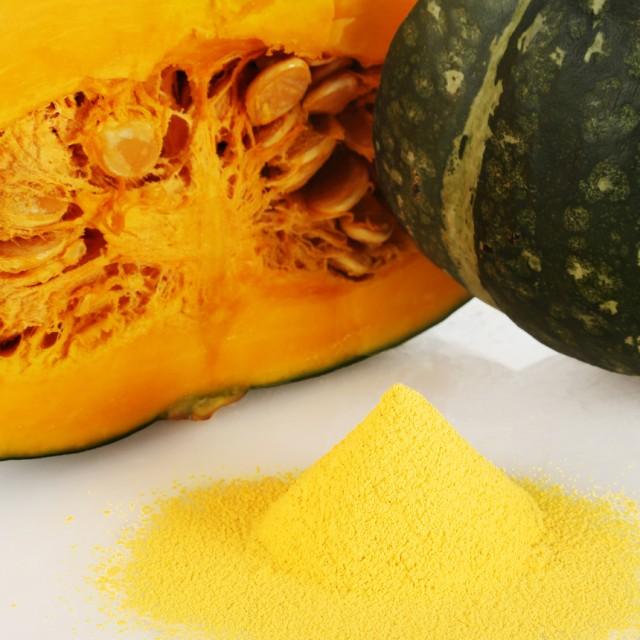 野菜パウダー かぼちゃファインパウダー 100g 無添加 国産野菜100% 加熱せずに使える数少ない野菜パウダー