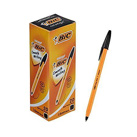 オレンジEG 1.0 E-ORMJ20EGBLK 20本セット [黒]