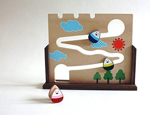 木のおもちゃ スロープ 日本製 マストロジェッペット スロープトイ OKIHIME(起姫)
