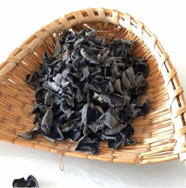 黒木耳 くろきくらげ 1kg 黒キクラゲ 黒きくらげ 中国産 中華物産 中華食材