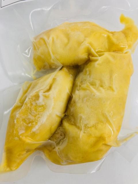 「常温商品と同時購入不可」 ドリアン 冷凍 榴蓮 500g ベトナム産 冷凍フルーツ 入荷によりパッケージが変わることがございます。