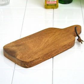 アカシア まな板 カッティングボード 木製 26cm ( ウッド ナチュラル )