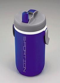 水筒 スポーツジャグ スポーション 2リットル ブルー ( 保冷 大容量 直飲み すいとう 2L )