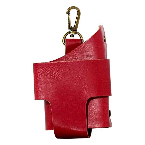加熱式タバコケース IQOS アイコスケース Style2 カラビナ RED レッド