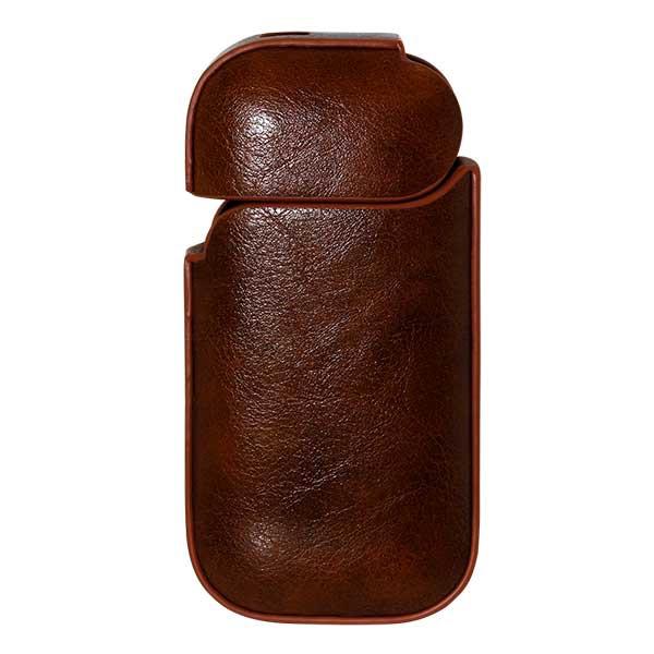 加熱式タバコケース Taiko IQOS アイコス ケースセレクション for IQOS アンティークレザー柄 ブラウン 136 メール便可
