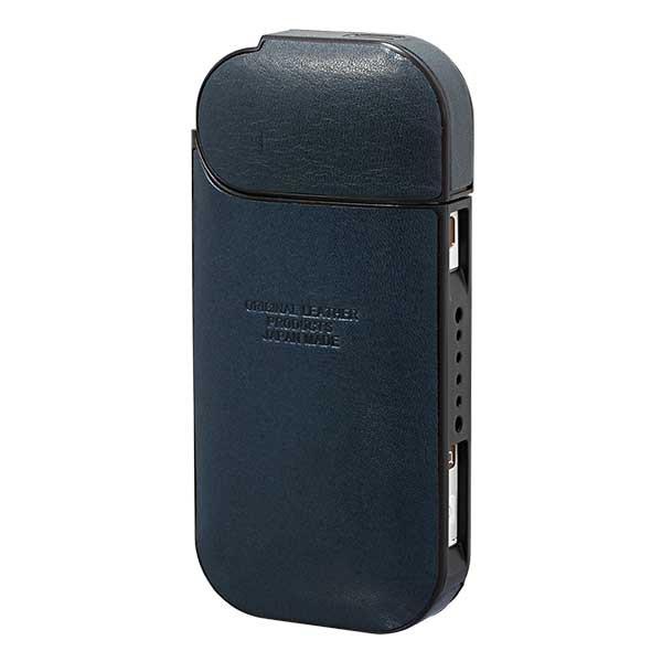 加熱式タバコケース IQOS アイコスケース フルカバーシリーズ ジーンズ L-20468 NV