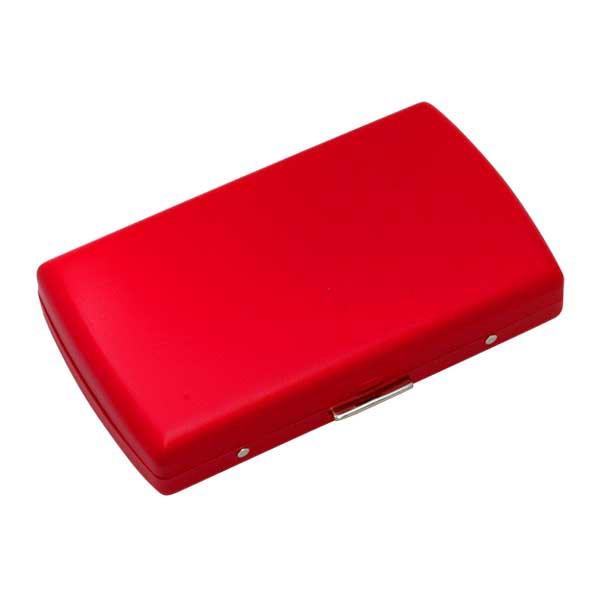 加熱式タバコケース IQOS アイコス カートリッジケース20 ヒートスティック専用 7-71069-20 レッド メール便可