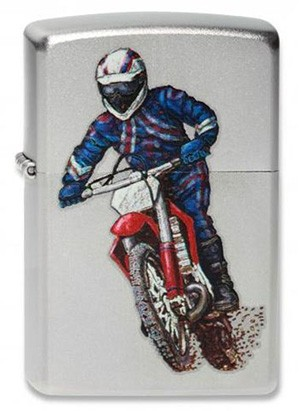 Zippo ジッポー ライター Dirt Biker 2003820 メール便可