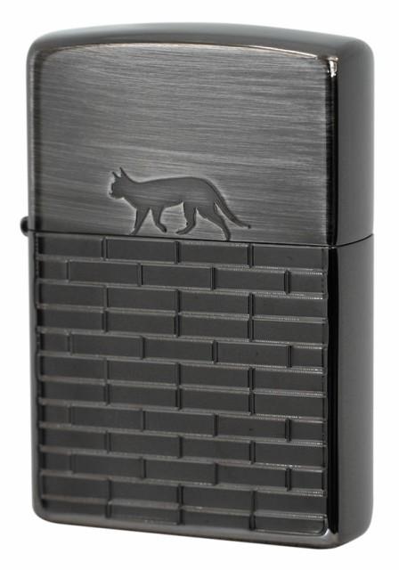 Zippo ジッポー ライター CAT WALKS 2BN-CATW メール便可