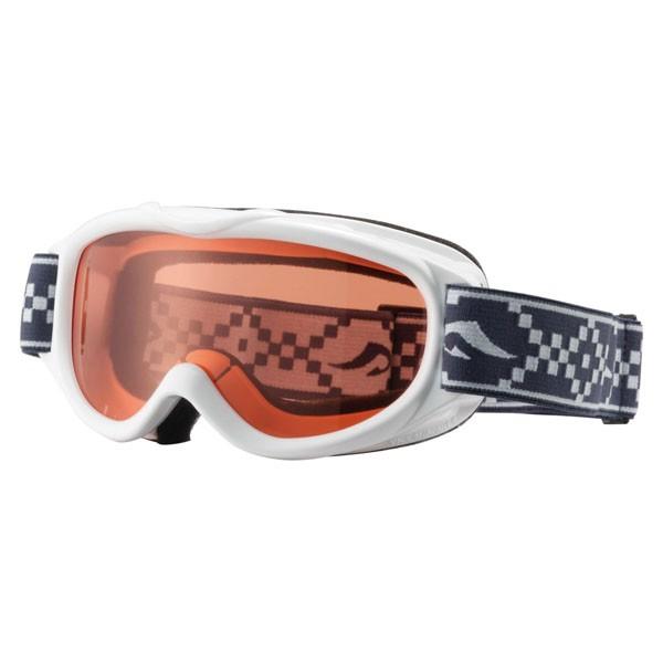 AXE(アックス) スキー ゴーグル AX250D WT ホワイト