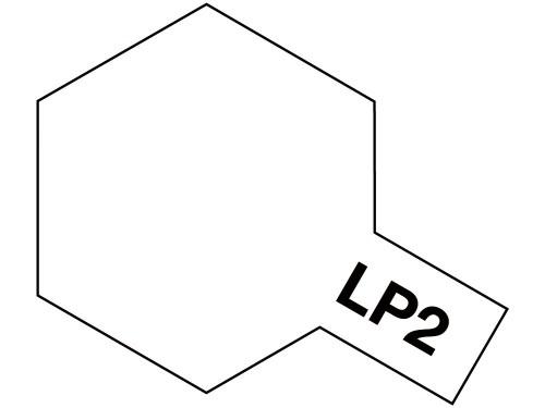 タミヤ ラッカー塗料 LP-2 ホワイト 《塗料》
