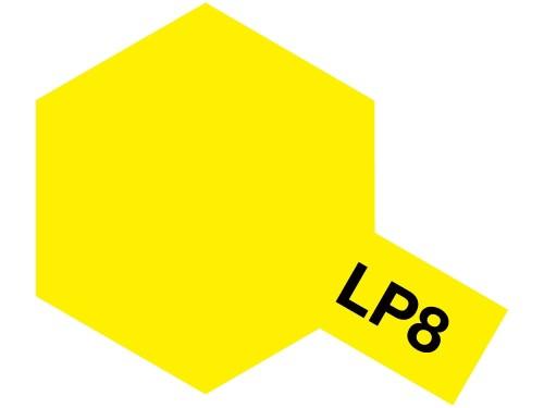 タミヤ ラッカー塗料 LP-8 ピュアーイエロー 《塗料》