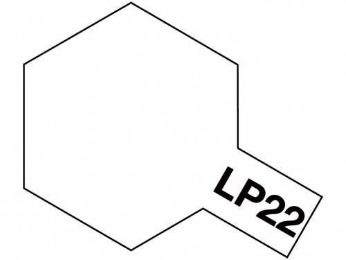 タミヤ ラッカー塗料 LP-22 フラットベース 《塗料》