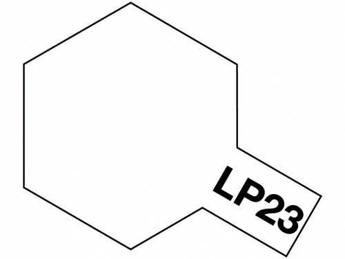 タミヤ ラッカー塗料 LP-23 フラットクリヤー 《塗料》