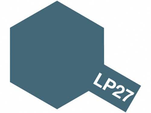 タミヤ ラッカー塗料 LP-27 ジャーマングレイ 《塗料》